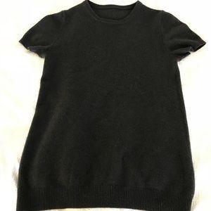 JCrew cashmere T-shirt
